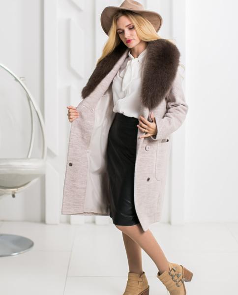 Зимняя коллекция пальто